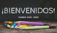 Bienvenidos curso 2021-2022